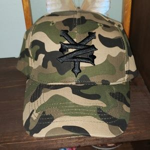 New Zoo York Camo Baseball Cap